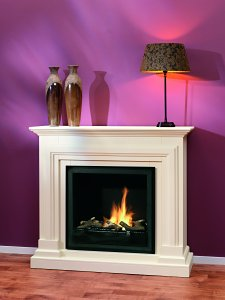 An Environmentally Friendly Real Fire From Gel Fireplaces