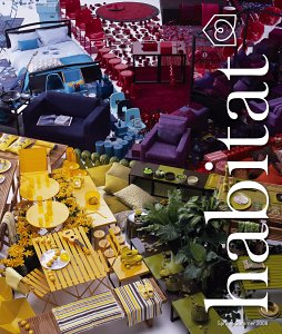 Habitat's Spring/Summer Kaleidoscope Of Colour Catalogue
