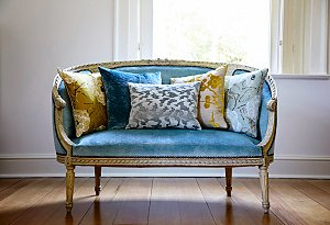 Harlequin's Lush New Assortment Of Elegant Cushions