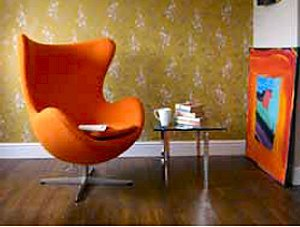 Iconic Interiors Celebrates The 60's Classic Inspired Designs