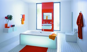 MOMENTS – Ideal Standard's 'Total Bathroom' Design