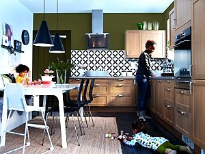 IKEA Makes The Buying A Kitchen Process Easy