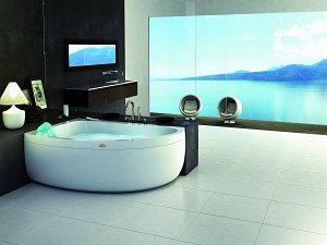 Aquasoul Bath From The New Jacuzzi Designer Range