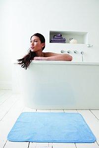Not Slippery When Wet - Water Resistant Bathmat