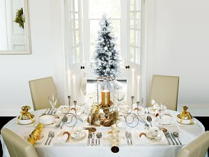 John Lewiss Guide To Stylish Dining At Christmas