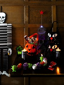 Suggestions For A Frightful Halloween From John Lewis