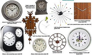 Clocks Going Forward