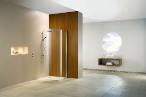 A New 'Curved' Wet Room Panel From Matki - teetotal - china-shower-proudct