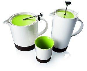 Menu's New 'Retro Feel' Tea and Coffee Pots