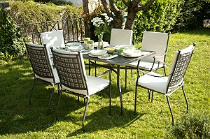 Ideal Garden Furniture For Comfort And Easy Living