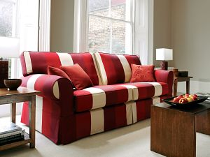 The Naomi Sofa from Multiyork, with Broadway fabric