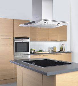 Dual Controlled Hob and Cooker Hood from Neff