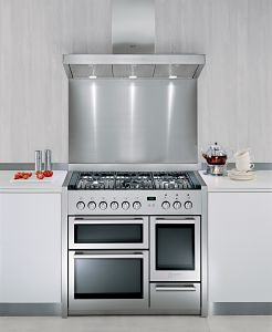 Double Oven Range Cooker from Neff