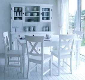 New England Lifestyle's Smart New Dining Furniture