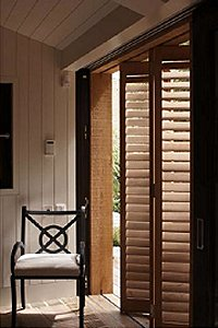 New England's Bespoke Shutters For Inside And Out