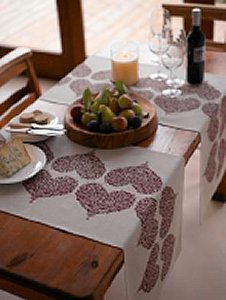 Home is where The Heart Is with New House Textiles