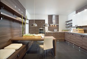 Exclusive luxury kitchen interior ideas