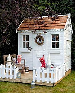 Special Offers On Play Cottages In Time for Christmas