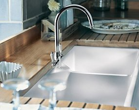 Rangemaster Launches A Double Bowl Belfast Sink