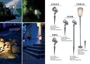 Garden Lighting With Ease From RF Lighting UK