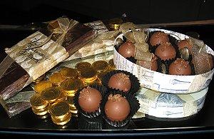 Rococo Chocolates Celebrate Christmas with Festive Bubbles
