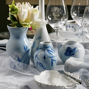 Royal Copenhagen's New Heritage Vase Collection