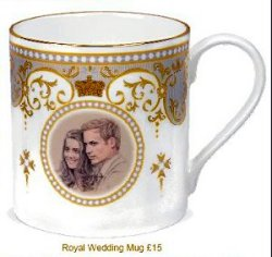 In Celebration Of The Royal Wedding Today!