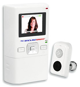 The Innovative Digital Door Viewer From Securesight