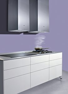 A Cubist Concept For New Siemens Cooker Hood
