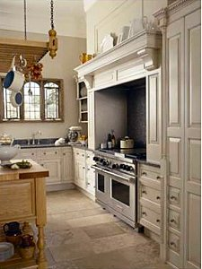 Smallbone's Pilaster Kitchen As Depicted In 'The Iron Lady'