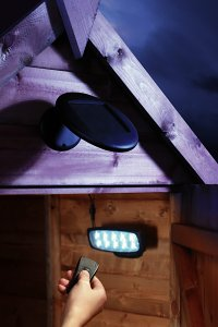 New Solar Powered Lighting From Solar Technology
