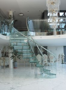 Stunning Stairs From Spiral Staircase Systems