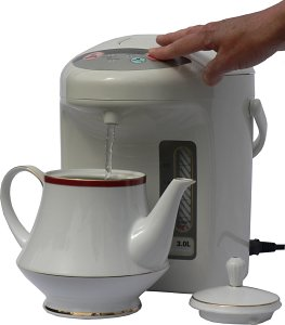 The Convenient SuperKettle Outperforms Your Ordinary Kettle