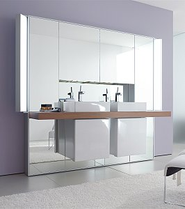 taylors etc introduce 39 mirrorwall 39 bathroom storage uk. Black Bedroom Furniture Sets. Home Design Ideas