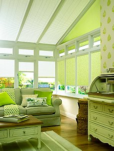 Launch of a Unique Conservatory Blinds Collection