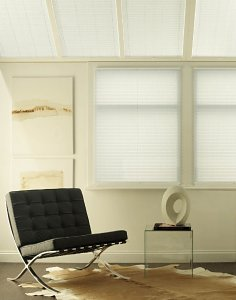 Thomas Sanderson's Conservatory Remote Control Blinds