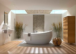 Aveo – A Natural Classic Bathroom From Villeroy & Boch