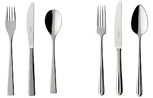 Villeroy & Boch Launch Arpeggio and Modern Grace Cutlery