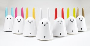 Nabaztag Rabbit From Violet The Smart Object Company