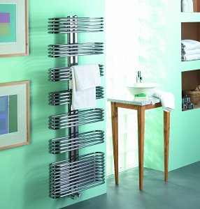 Unique Heated Towel Rails And Radiators From Vogue UK
